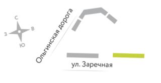 Планировка района