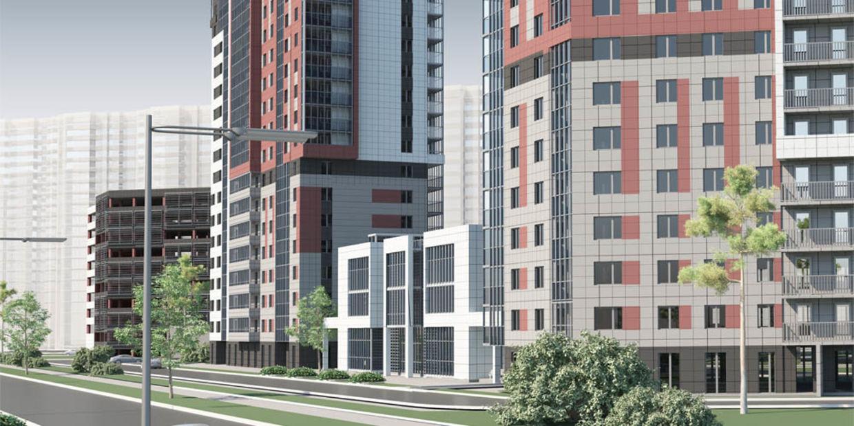 Презентация жилого комплекса «ПРАГМА city» (участок 1 и участок 3)