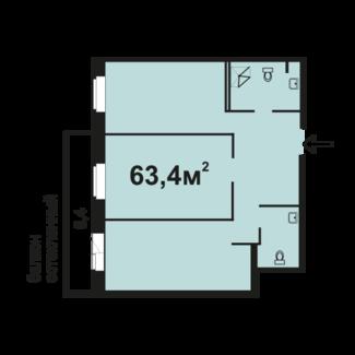 Коммерческое 34-Н