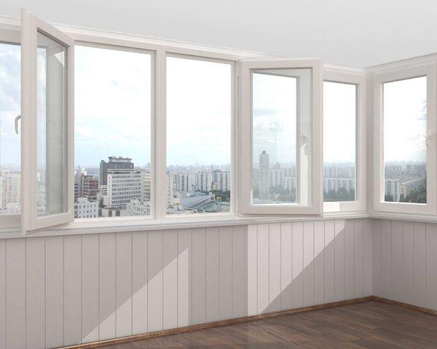 """В наличии квартиры с широкими остекленными """"финскими"""" балконами!"""