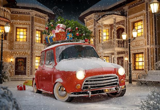 Новогодние и Рождественские скидки на паркинг